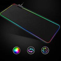 Килимок для миші з підсвічуванням Rasure (RGB L-780 780х300мм )