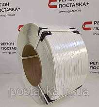 12*08 белая 🔥 усиленная полипропиленовая лента