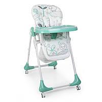 Детский стульчик-трансформер для кормления Bambi M 3233 Lamb Mint 11/59.7