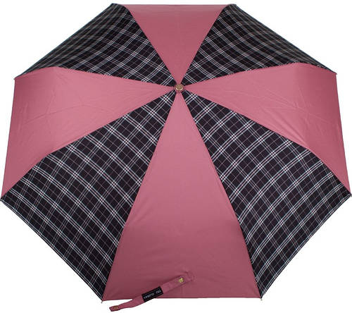 Женский стильный зонт, полный автомат ТРИ СЛОНА RE-E-102-2 Антиветер