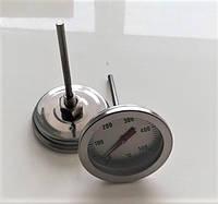 Термометр для барбекю, гриль..., металевий, 0-500 градусів