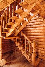 Сходи дерев`яні
