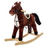 Музыкальная лошадка — качалка, фото 4