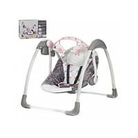 Кресло-качалка для ребёнка,качалка-шезлонг, Детская качель электрическая  Mastela 6504 11/49.2