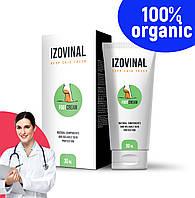 Izovinal (Изовинал) - натуральный крем от грибка