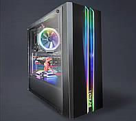 Игровой компьютер BIFROST Intel Core i5-6500 RAM 16GB DDR4 SSD 240GB + HDD 500GB New GTX1080 8GB 650w New