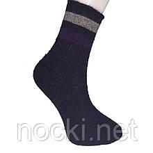Шкарпетки жіночі без гумки ангора всередині махра Шугуан