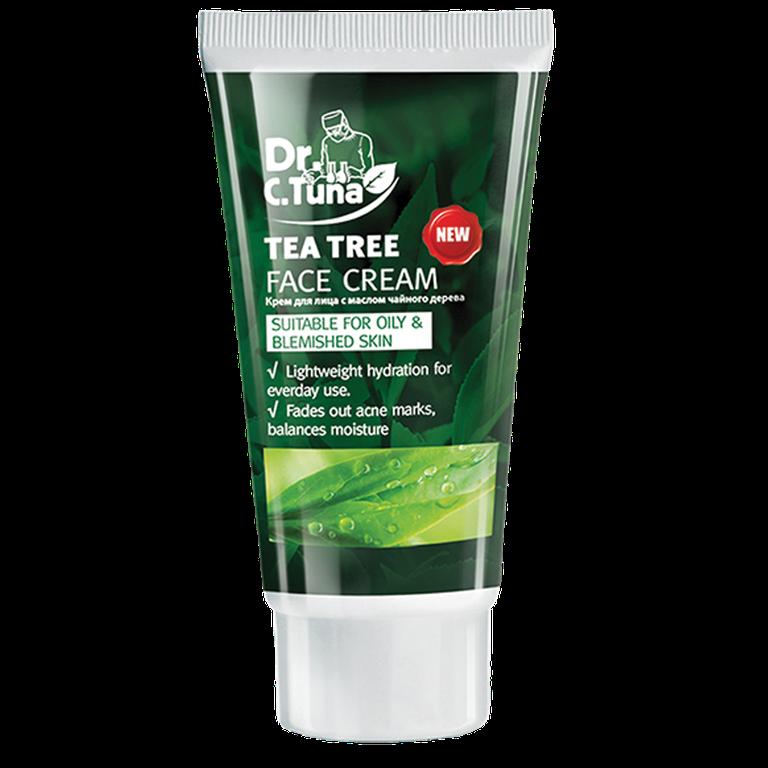 Крем для лица Tea Tree
