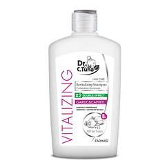 Шампунь для волос с экстрактом чеснока Vitalizing 500мл