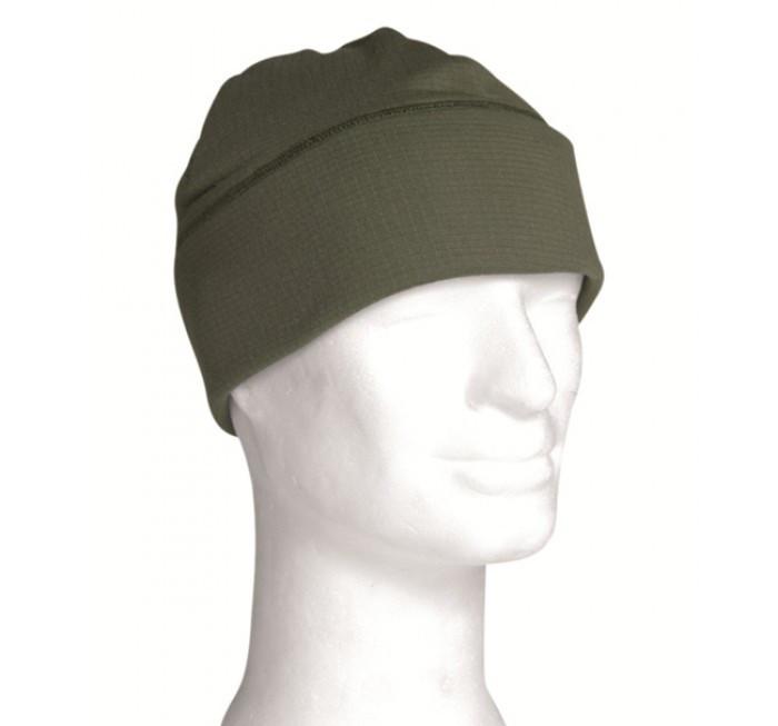 Спортивная шапка MilTec Olive 12144001