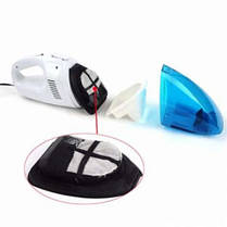 Компактный автомобильный пылесос High-power Portable Vacuum Cleaner, Пылесос в машину, Авто Пылесос, фото 3