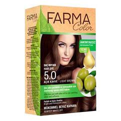 Крем-краска для волос без аммиака  5,0