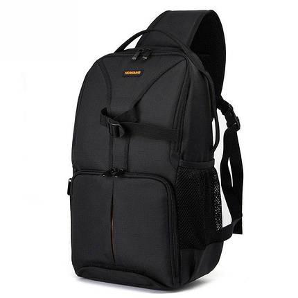 Многофункциональный рюкзак на одно плечо  (слинг ) для фото и видео оборудования, фото 2