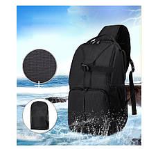 Многофункциональный рюкзак на одно плечо  (слинг ) для фото и видео оборудования, фото 3