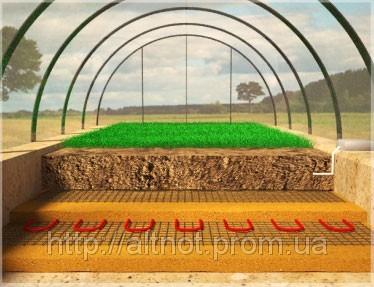 Обогрев почвы ratey-3230b комплект на 30 м2 (3230 Вт)