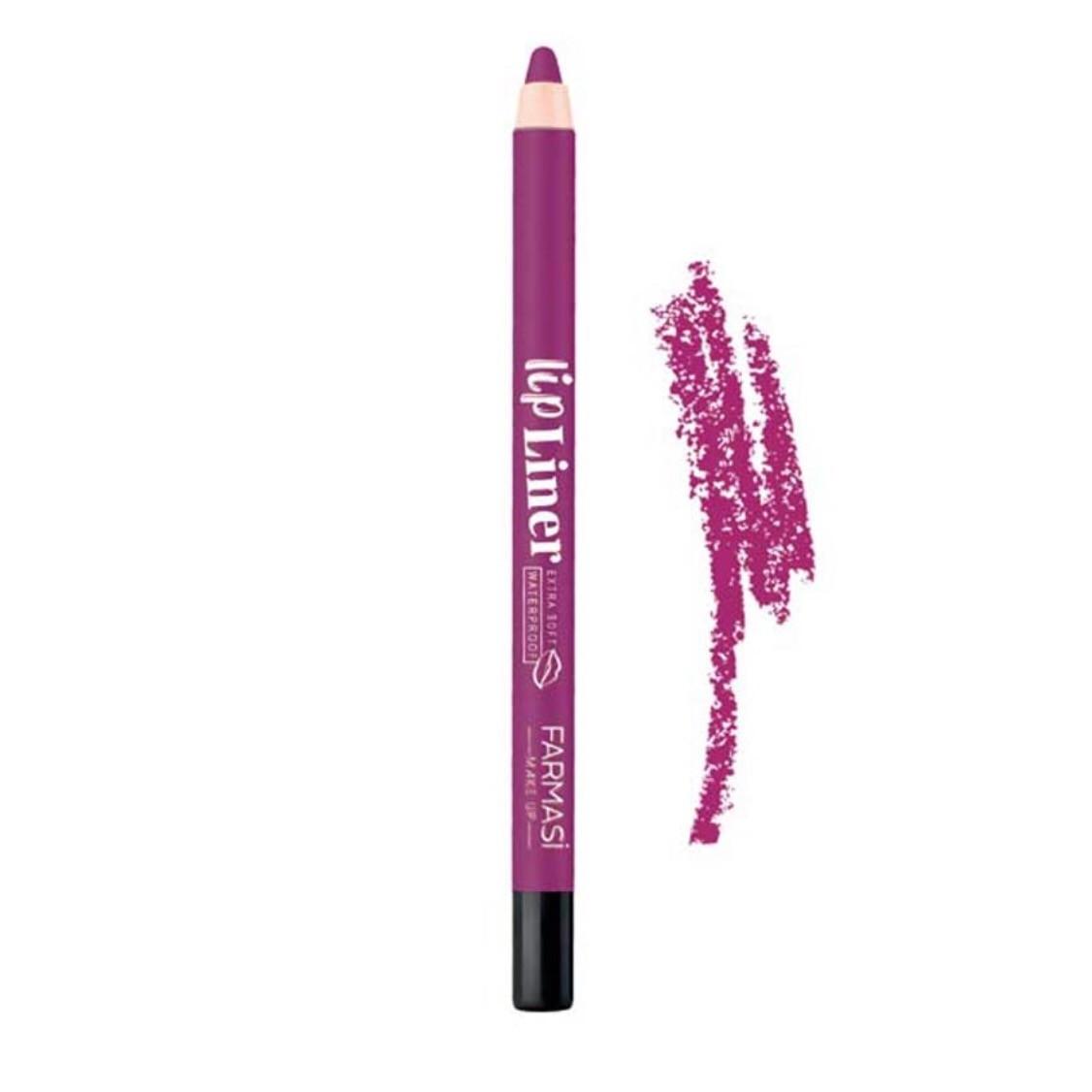 Водостойкий карандаш для губ Farmasi Lip Liner №10
