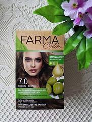 Крем-краска для волос без аммиака  7,0