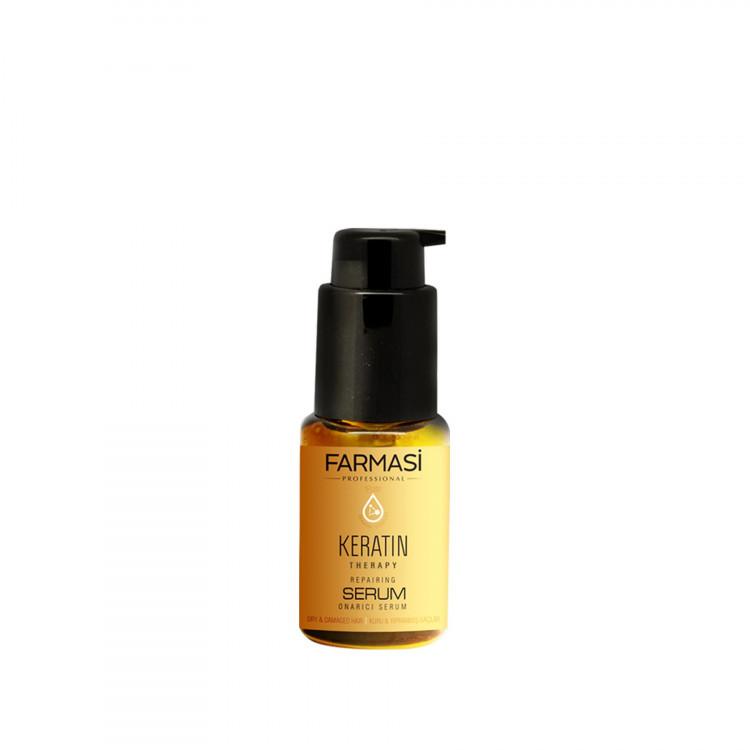 Сыворотка для волос с кератином Keratin Therapy Farmasi