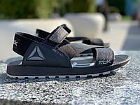 Мужские кожаные сандалии, размеры 40-45