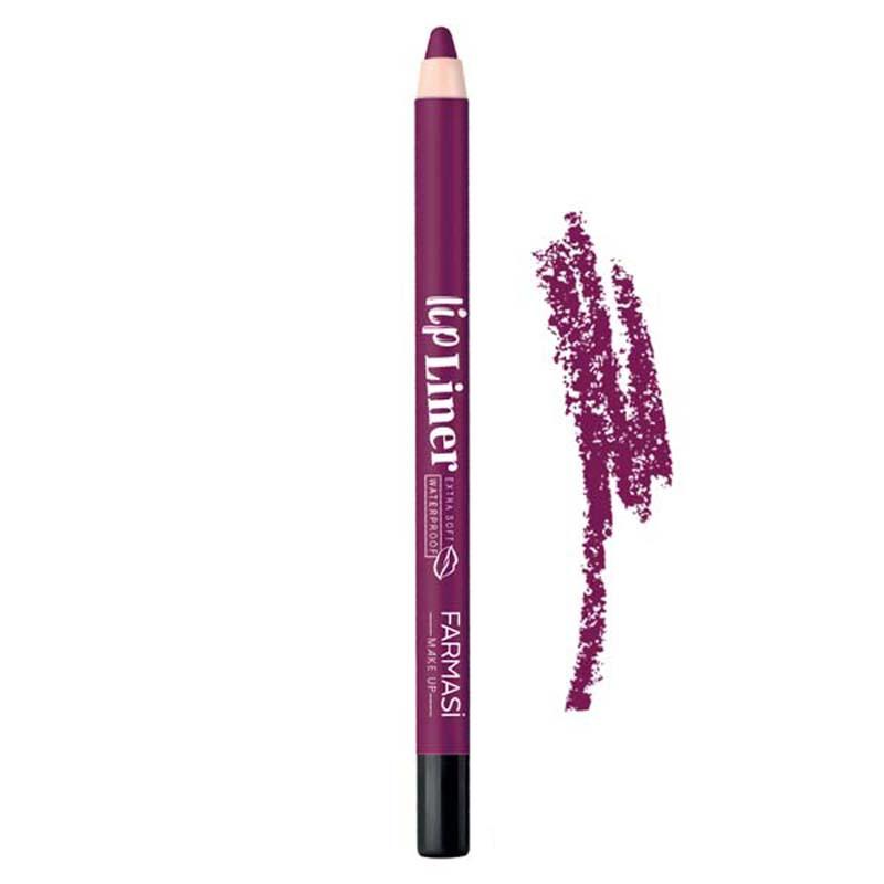 Водостойкий карандаш для губ Farmasi Lip Liner №6