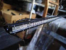 Светодиодная LED противотуманная фара балка ЛИДЕР (1 шт) LC4 4D 250W комбо свет 1295x43x80