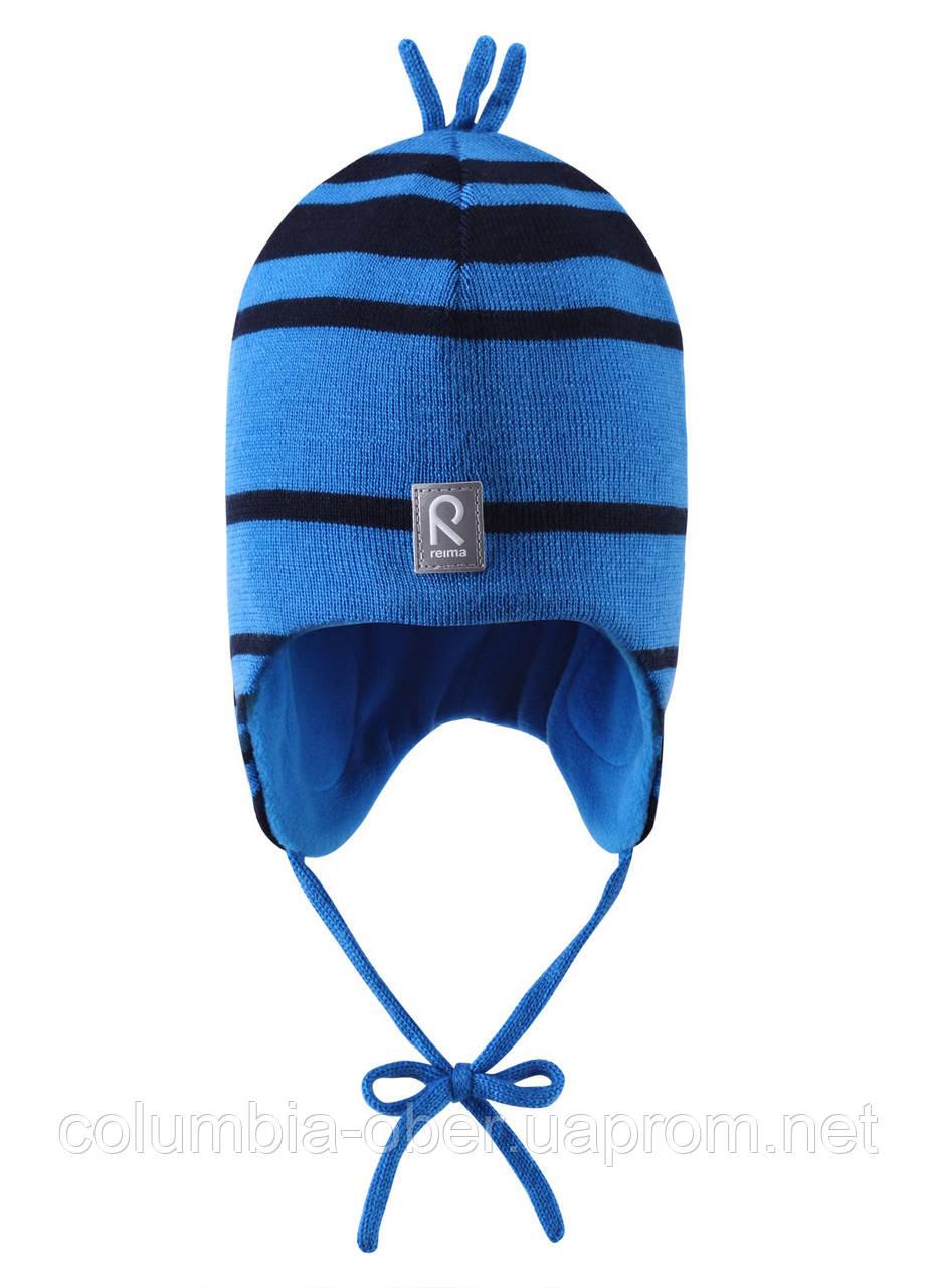 Зимняя шапка Reima Canopus AUVA 518241-6510. Размер 46 - 50.