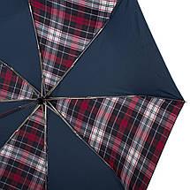 Стильный женский зонт, полный автомат ТРИ СЛОНА RE-E-102-4 Антиветер, фото 2