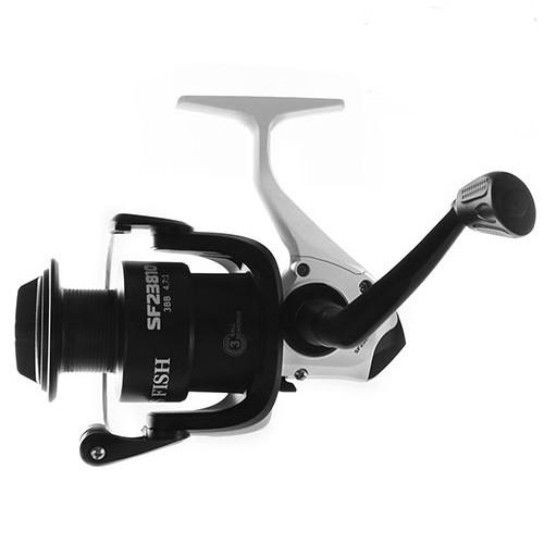 Котушка для вудки, спінінга рибальська безінерційна Skorpion 5000 3ВВ