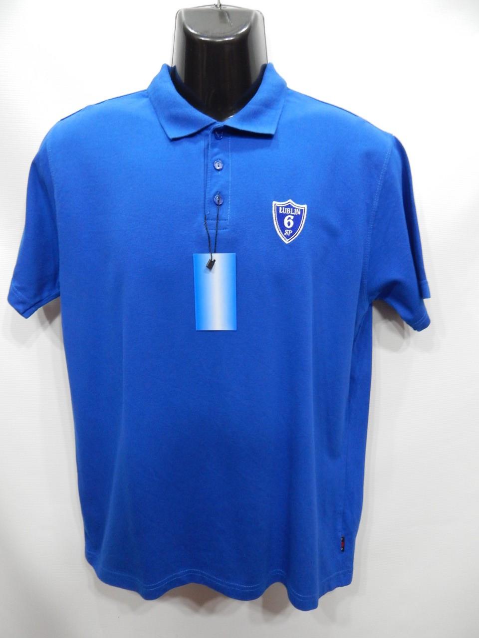 Мужская футболка поло Frotex р.48 289мф