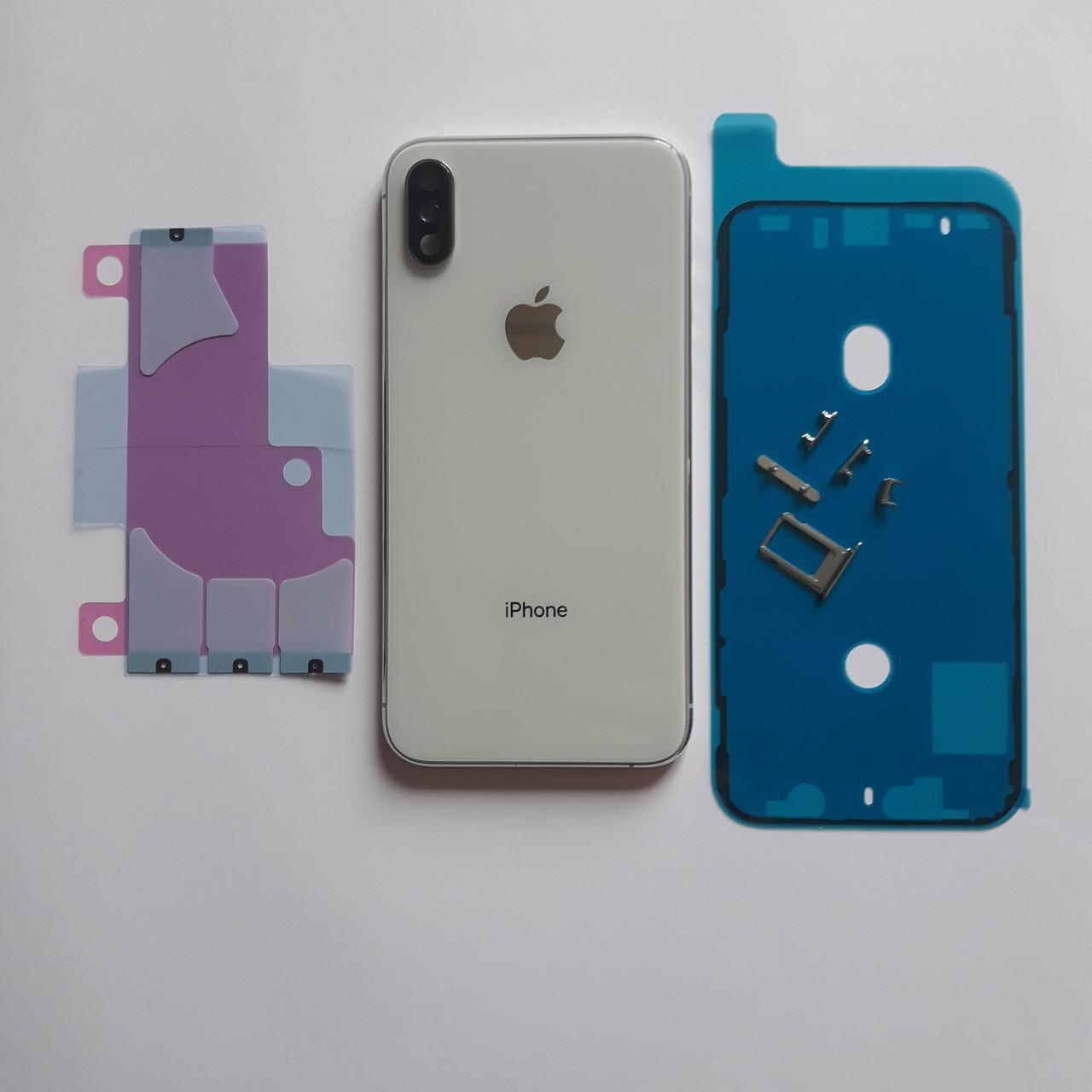 Корпус Novacel для Apple iPhone XS White
