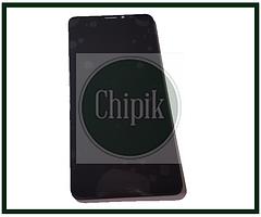 Дисплей для Meizu Note 8, m822h с сеносрным экраном, черный