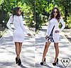 Белое платье 15866