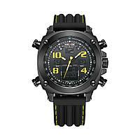 Часы Weide Yellow WH5208B-3C WH5208B-3C, КОД: 116276