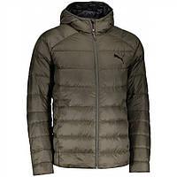 Зимняя куртка PUMA PWRWARM PACKLITE HD 600 DOWN JACKET FORE 58003370 KHAKI - Оригинал
