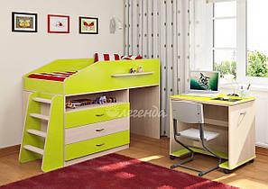 """Детская кровать """"Легенда-12.1"""""""