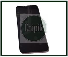 Дисплей для Meizu X8, m852h с сеносрным экраном, черный