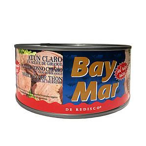 Тунець в олії BayMar ATUN CLARO (шматки) 900 м (ж.б.) 12 шт/ящ. 010018