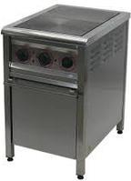 Плита електрична енергозберігаюча Арм-Еко ПЕ-2Ш/нерж