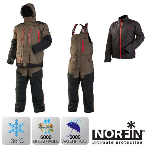 Зимний костюм Norfin EXTREME 4 (-35°) р.XL