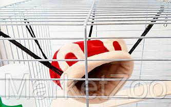 Домик подвесной для морских свинок,крыс,белок дегу,шиншилл, фото 3