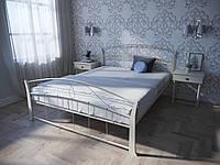 Кровать MELBI Селена Вуд Двуспальная 120200 см Бежевый КМ-008-02-6беж, КОД: 1452733