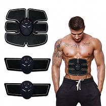 Ems Trainer Пояс Ems-trainer стимулятор мышц пресса 3 в 1, фото 3