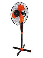 """Напольный вентилятор Domotec MS - 1619 для дома 40 см stand fan 16"""""""