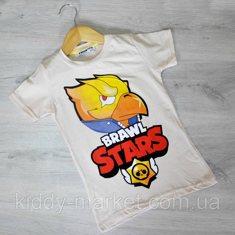 Футболка  для мальчикаВорон футболка 134-146