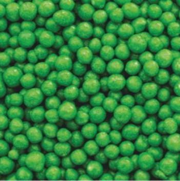 Стік-пакет  посипка Нонпарель 8г, зелена