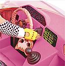 Машина купе кабриолет с куклой и с бассейном 3 в 1 L.O.L. Surprise Оригинал Car-Pool Coupe MGA, фото 7