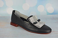 Кожаные женские туфли Aquamarin ТУРЦИЯ