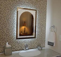 Зеркало LED (60*80*3см) PR-D24