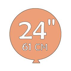 Шары 24 дюйма