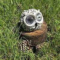 """Садовый светильник на солнечной батарее """"Сова"""" Lemanso CAB128, фото 1"""